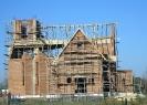 Budowa kościoła: wrzesień - grudzień 2017_46