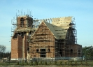 Budowa kościoła: wrzesień - grudzień 2017_48